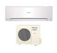 Panasonic ductless AC unit