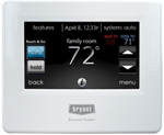bryant thermostat
