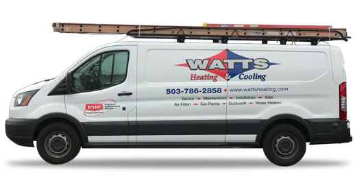 Residential & Commercial HVAC Contractors Portland | Watts Heating